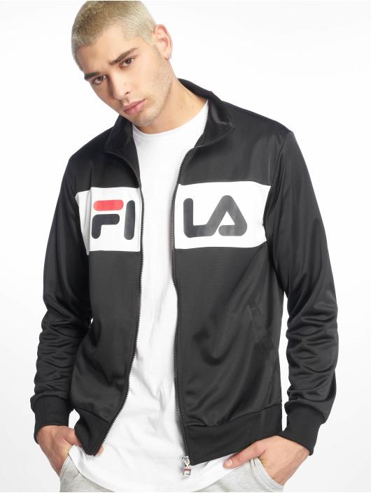 Veste Survet Fila Balin Jacket Noir Blanc