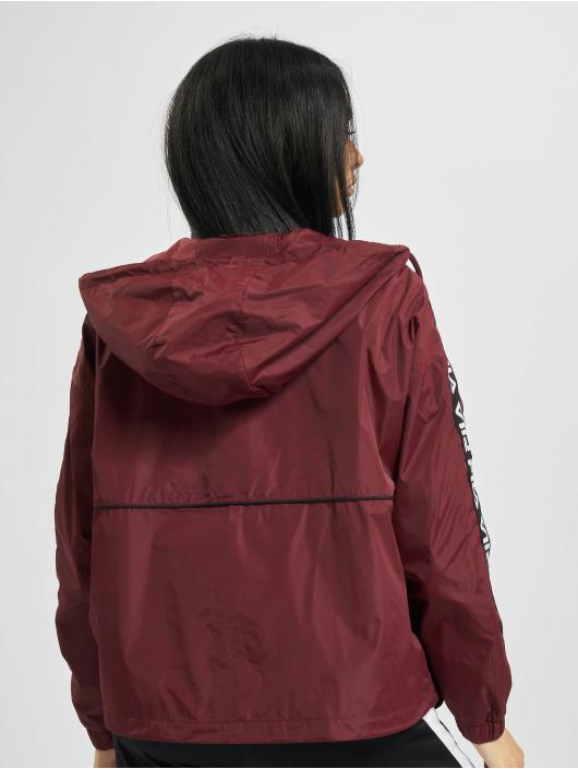 FILA Veste mi-saison légère Tattum Wind rouge