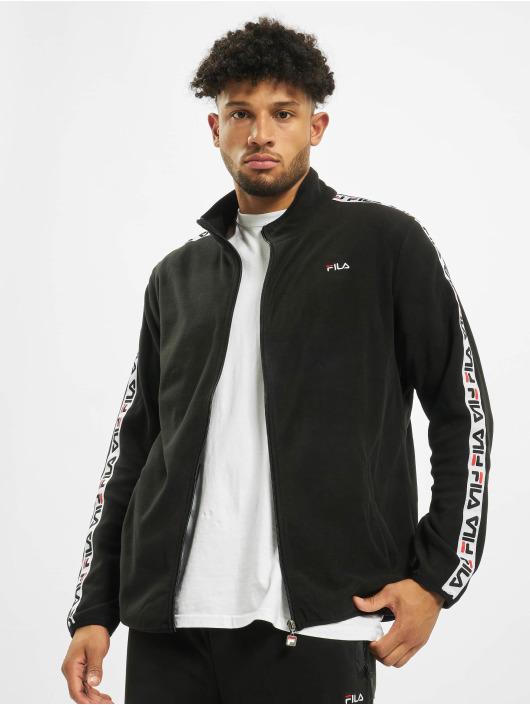 Fila Urban Line Luciano Fleece Jacket Black
