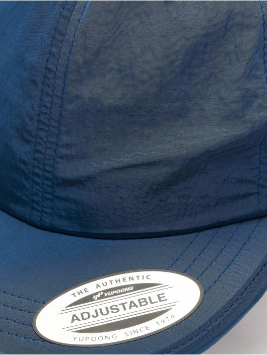 Flexfit Кепка с застёжкой Adjustable Nylon синий