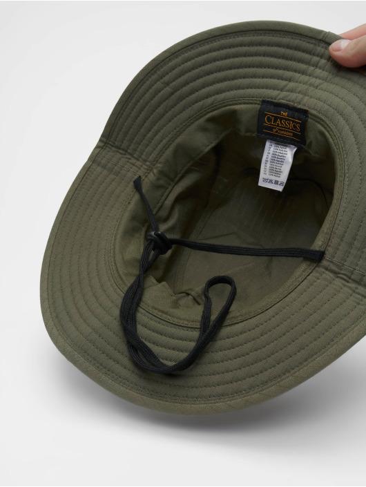 Flexfit Шляпа Angler оливковый