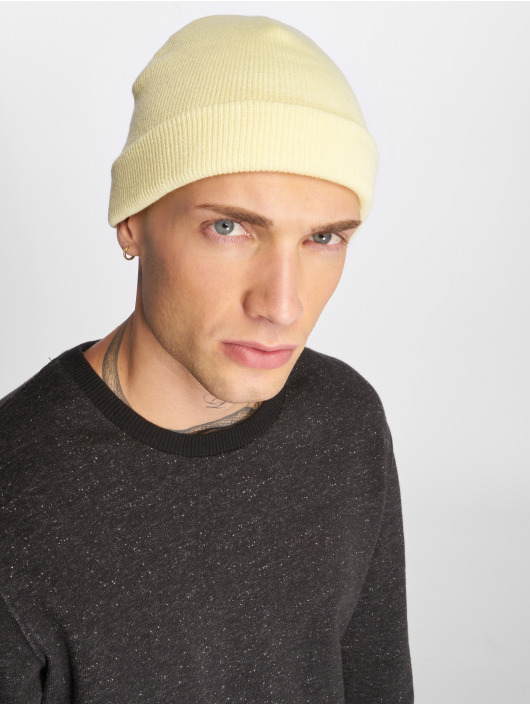 Flexfit Beanie Heavyweight gelb
