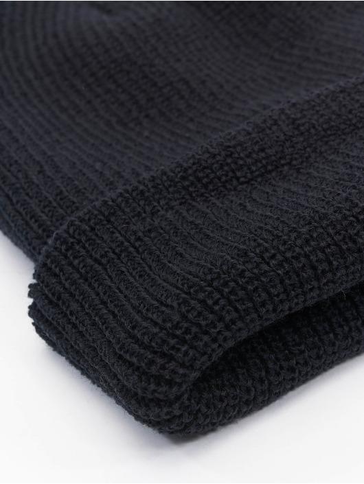Flexfit Beanie Long Knit schwarz