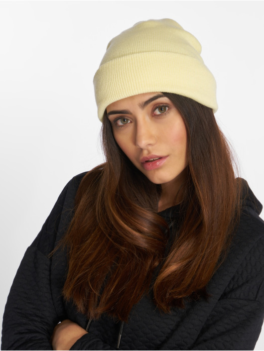 Flexfit Beanie Heavyweight yellow