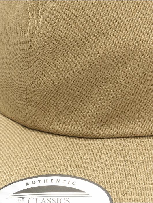 Flexfit Casquette Snapback & Strapback Low Profile Cotton Twill kaki