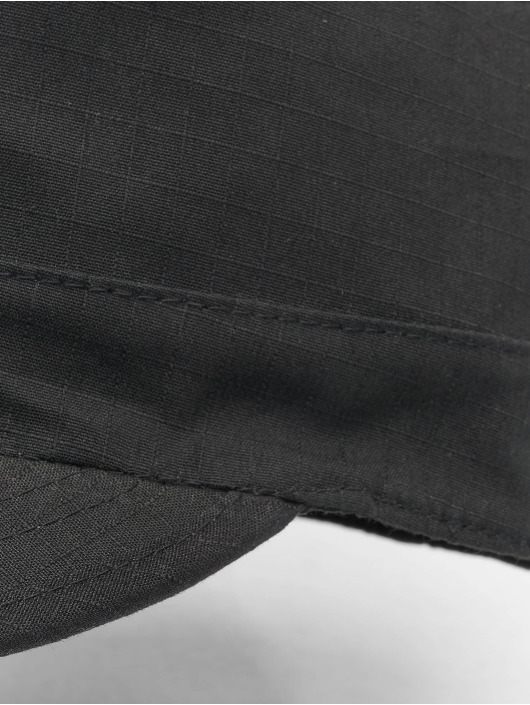 Flexfit Casquette Snapback & Strapback Top Gun Ripstop noir