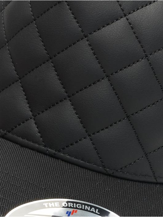 Flexfit Flexfitted Cap Diamond Quilted èierna