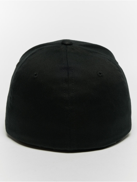 Flexfit Flexfitted Cap Organic Cotton èierna