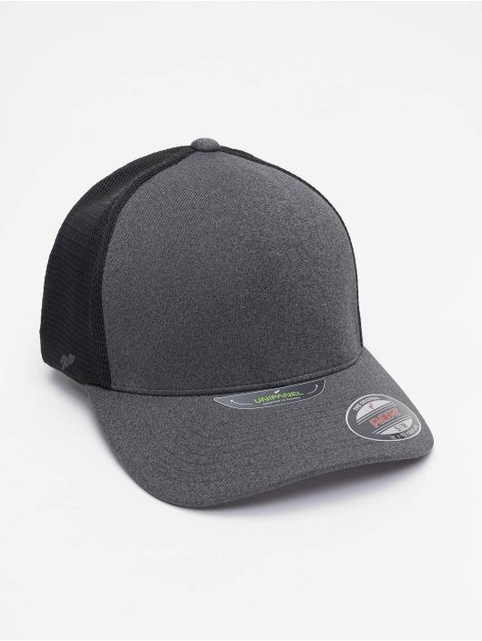 Flexfit Flexfitted Cap Unipanel šedá