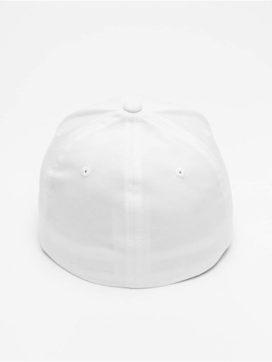 Flexfit Flexfitted Cap Alpha Shape biela