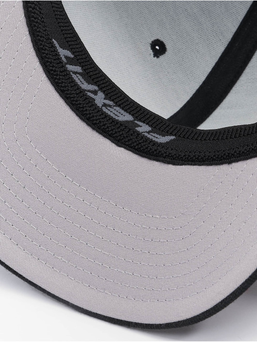 Flexfit Flexfitted Cap Wool Blend black