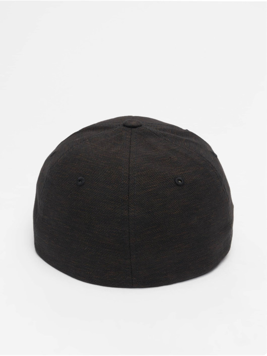 Flexfit Flexfitted Cap Natural Melange black