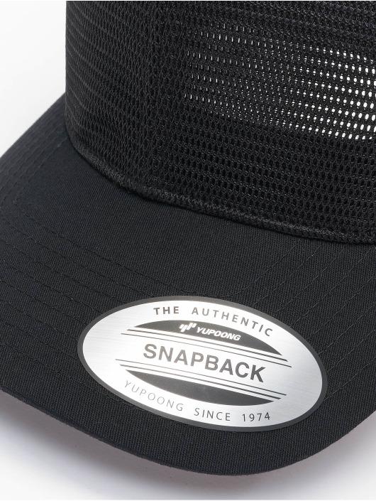 Flexfit Flexfitted Cap YP Classics 360 Omnimesh black
