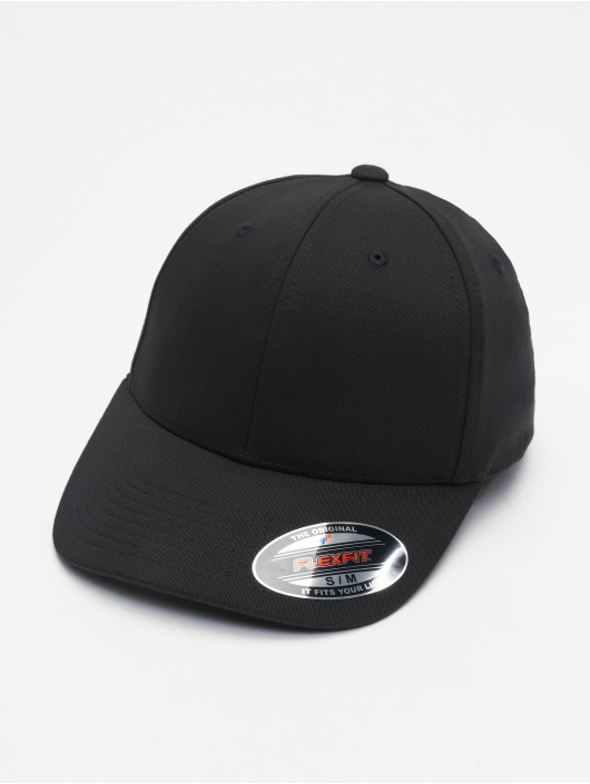 Flexfit Flexfitted Cap Alpha Shape black