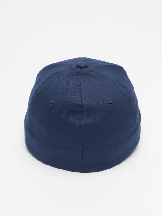 Flexfit Flexfitted Cap Alpha Shape blau