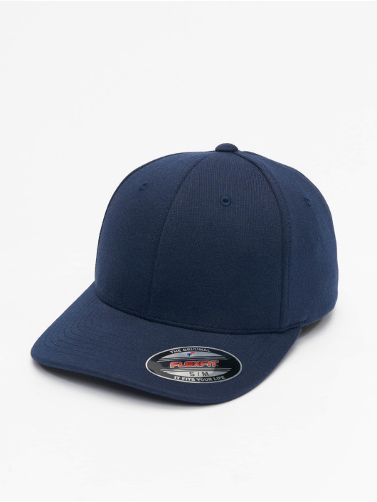 Flexfit Flexfitted Cap Double Jersey blue