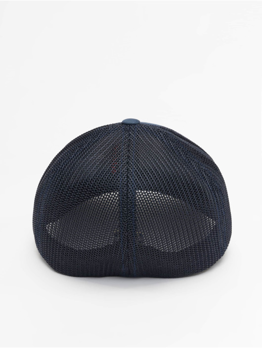 Flexfit Flexfitted Cap Mesh Cotton Twill blue