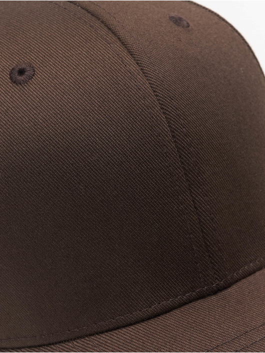 Flexfit Flexfitted Cap Wooly Combed bruin