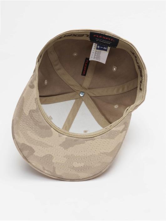 Flexfit Flexfitted Cap Light Camo camouflage