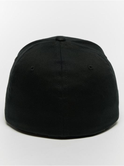 Flexfit Flexfitted Cap Organic Cotton czarny