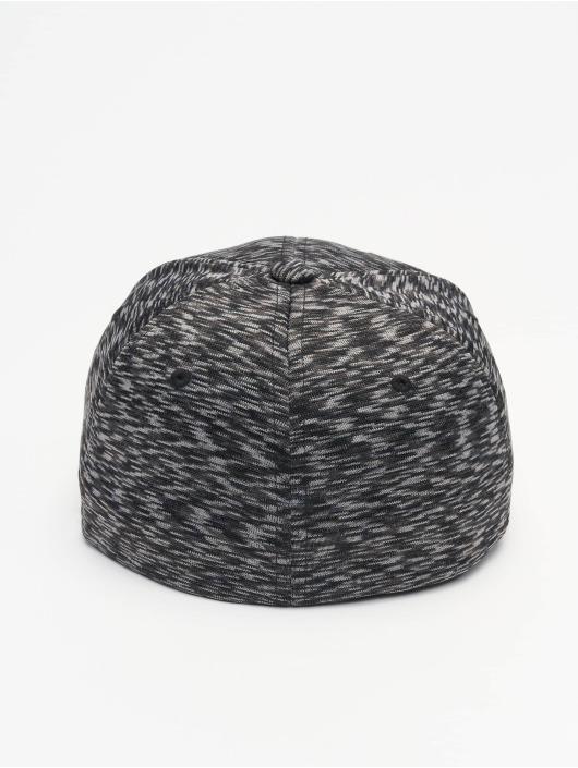 Flexfit Flexfitted Cap Stripes Melange grå
