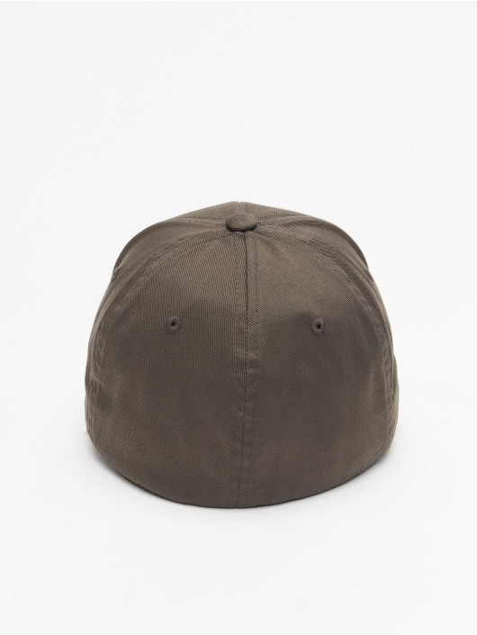 Flexfit Flexfitted Cap Wooly Combed grau