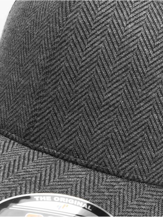 Flexfit Flexfitted Cap Heringbone Melange gray