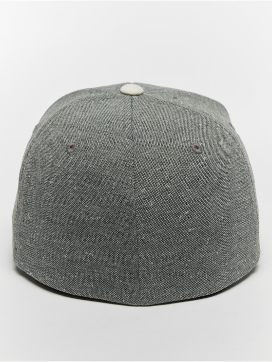 Flexfit Flexfitted Cap Piqué Dots gray