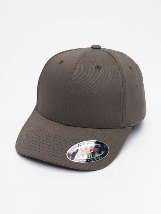 Flexfit Flexfitted Cap Alpha Shape grey