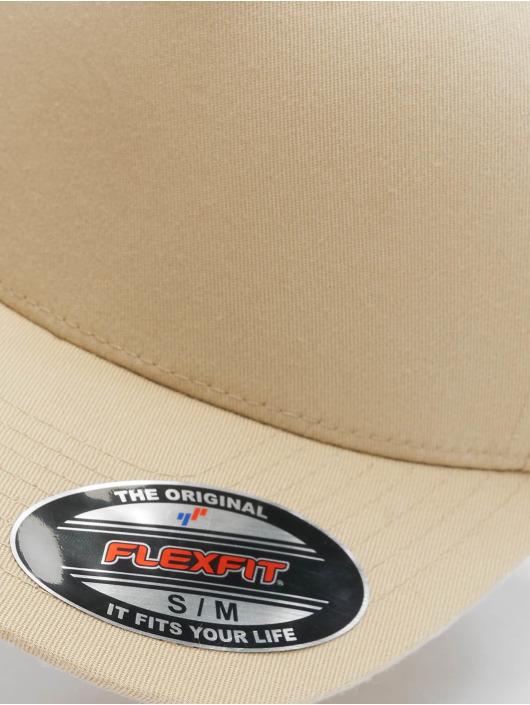 Flexfit Flexfitted Cap 5 Panel khaki