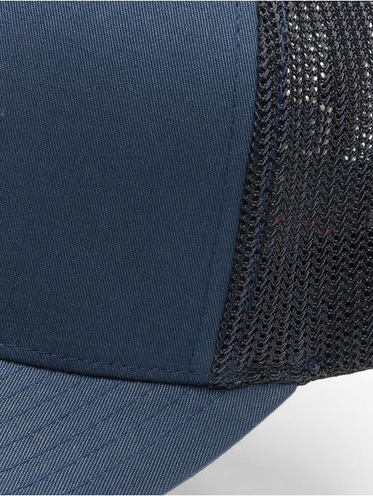 Flexfit Flexfitted Cap Mesh Cotton Twill modrá