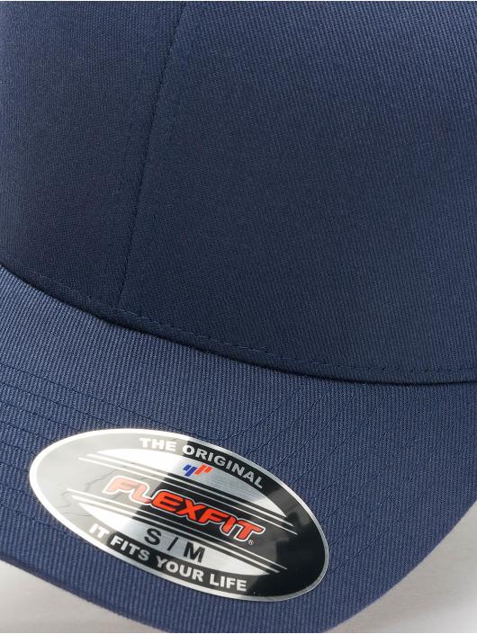 Flexfit Flexfitted Cap Wooly Combed modrá