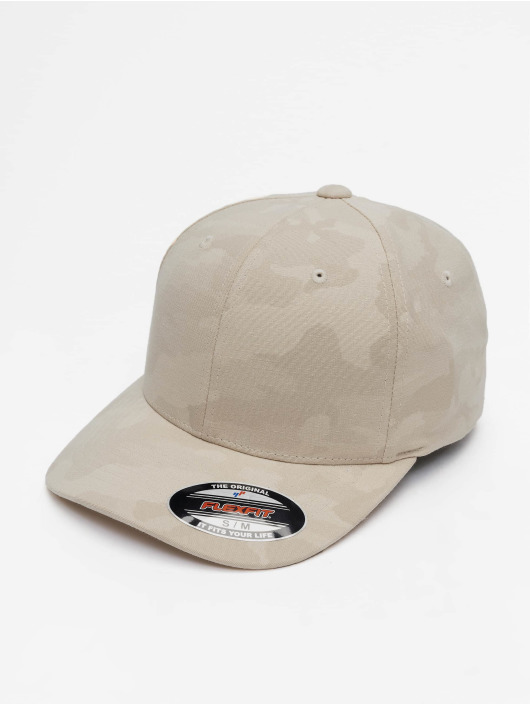 Flexfit Flexfitted Cap Light Camo moro