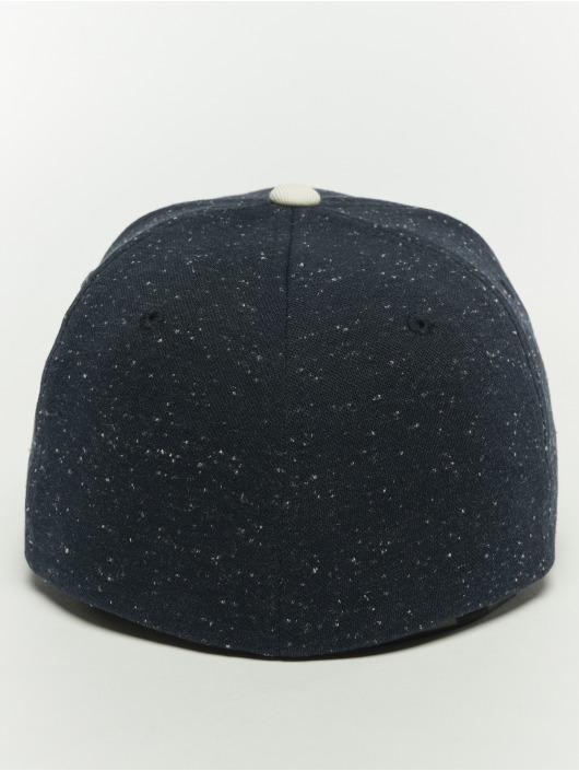 Flexfit Flexfitted Cap Piqué Dots niebieski