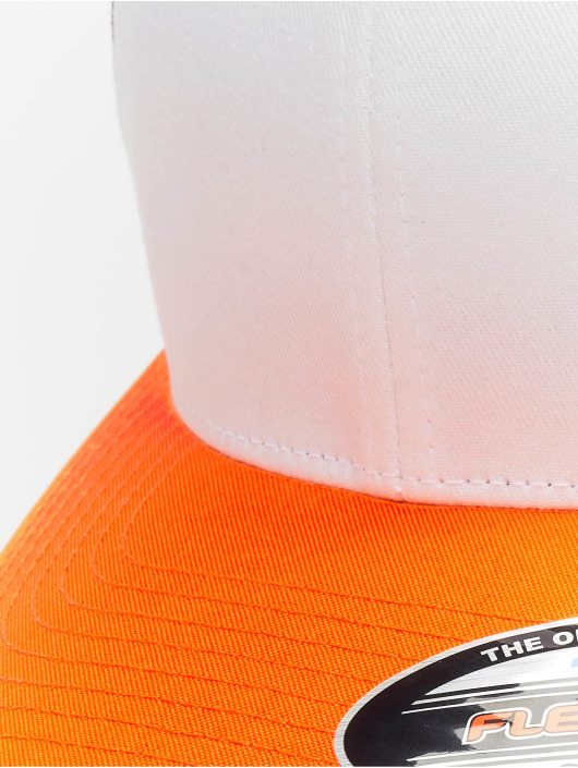 Flexfit Flexfitted Cap 3-Tone orange