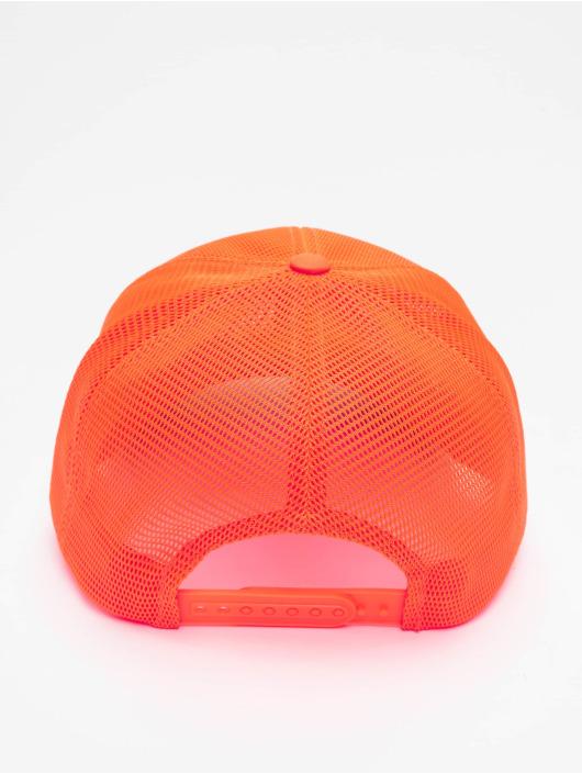 Flexfit Flexfitted Cap YP Classics 360 Omni Mesh orange
