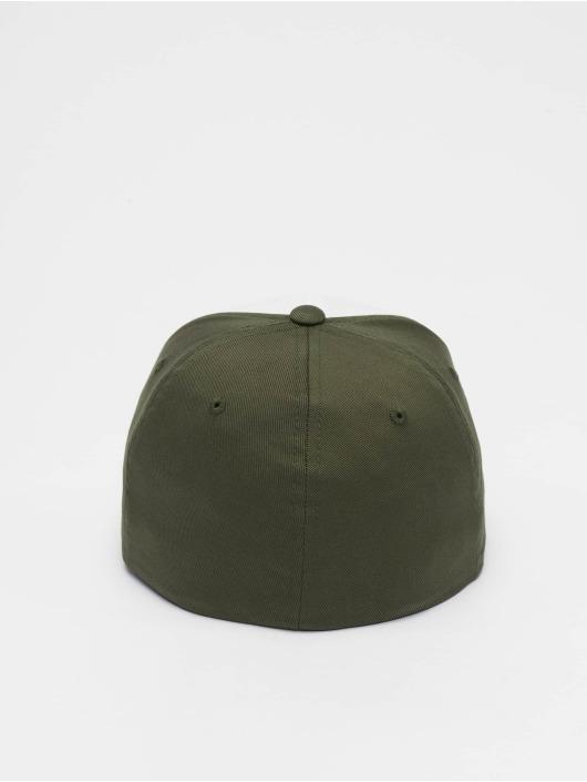 Flexfit Flexfitted Cap 3-Tone pomaranczowy
