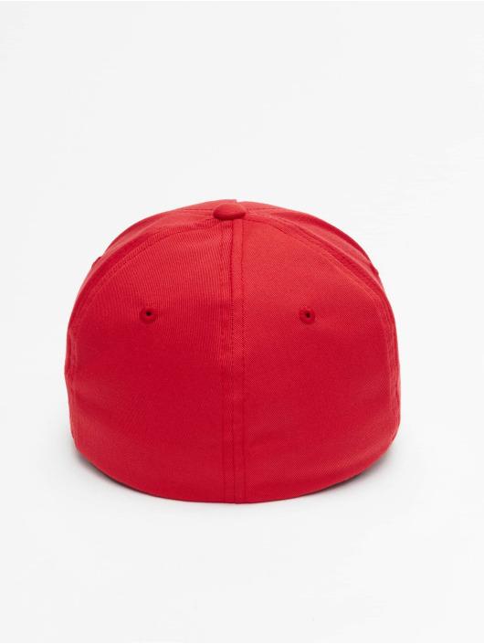 Flexfit Flexfitted Cap 5 Panel red