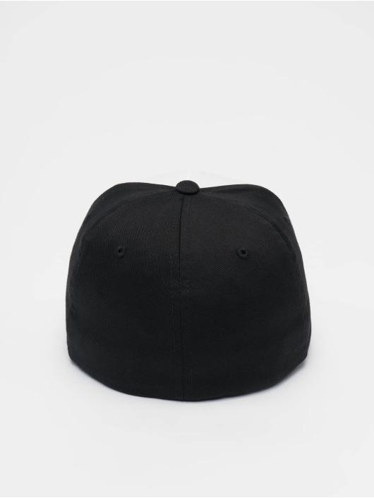 Flexfit Flexfitted Cap 3-Tone rot