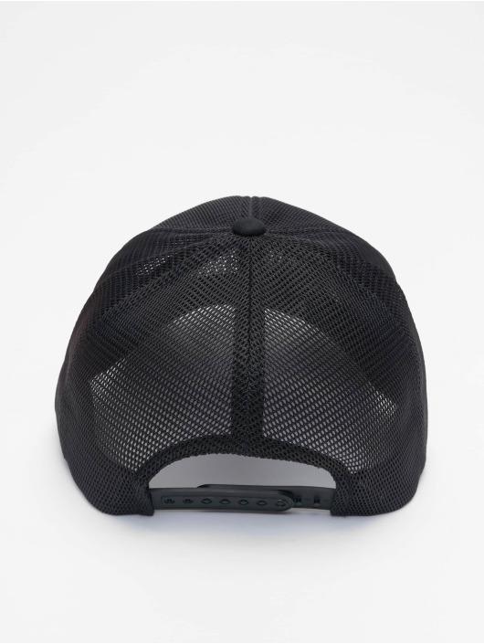 Flexfit Flexfitted Cap YP Classics 360 Omnimesh schwarz