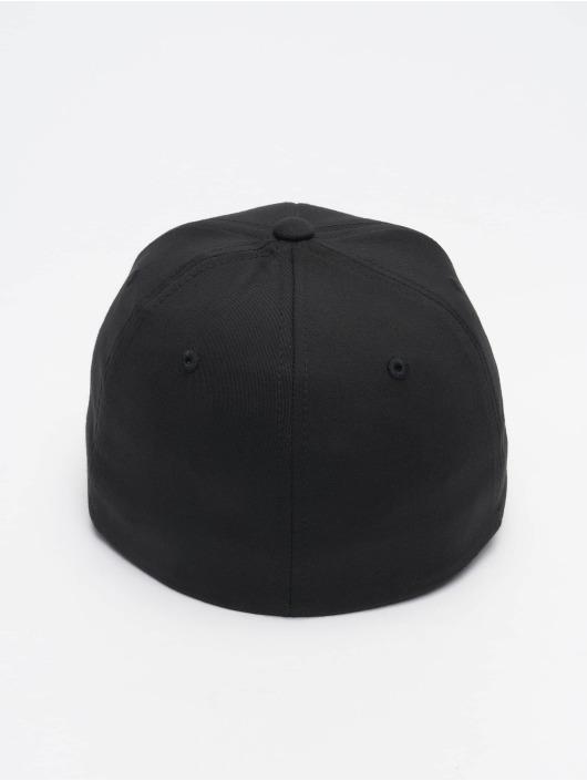 Flexfit Flexfitted Cap Alpha Shape schwarz