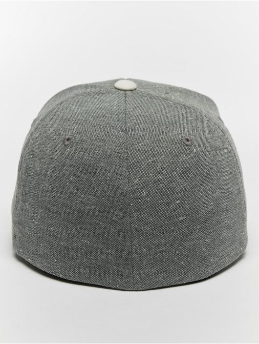 Flexfit Flexfitted Cap Piqué Dots szary