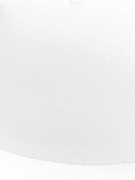 Flexfit Flexfitted Cap 5 Panel weiß
