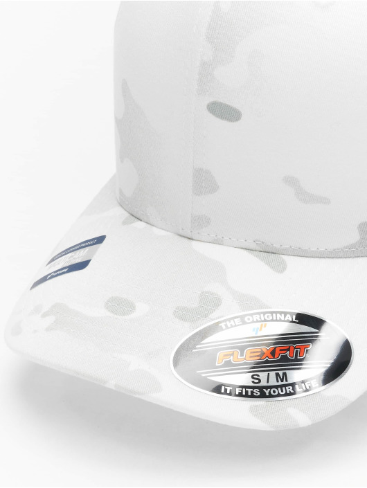 Flexfit Flexfitted Cap Multicam® Flexfitted weiß