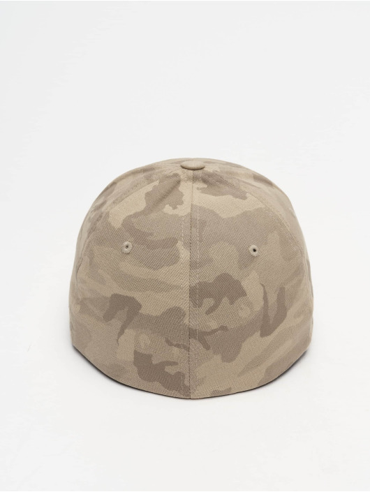 Flexfit Flexfitted-lippikset Light Camo camouflage