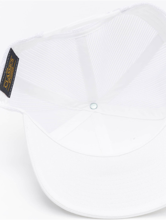 Flexfit Gorras Flexfitted Retro blanco