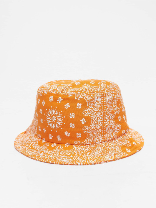 Flexfit Hat Bandana Print orange