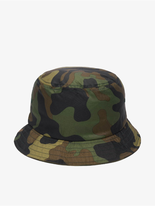 Flexfit hoed Camo Bucket camouflage