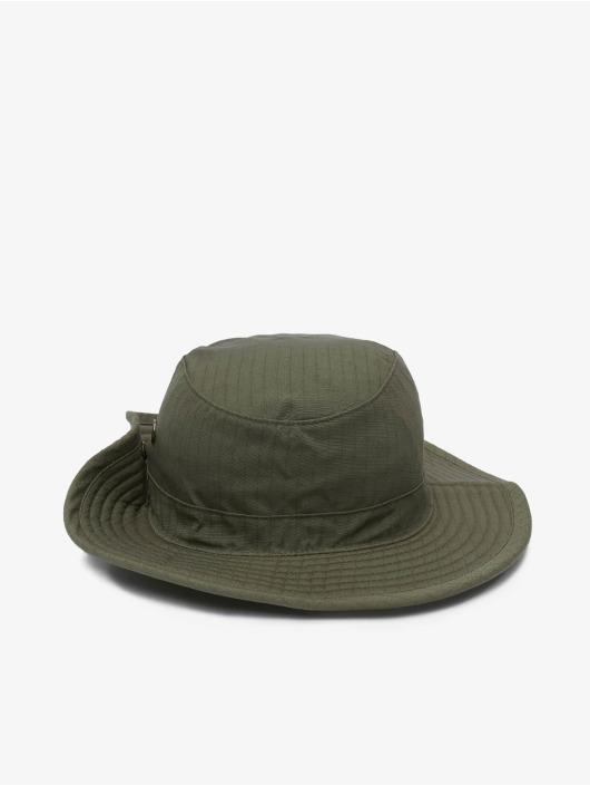 Flexfit hoed Angler olijfgroen