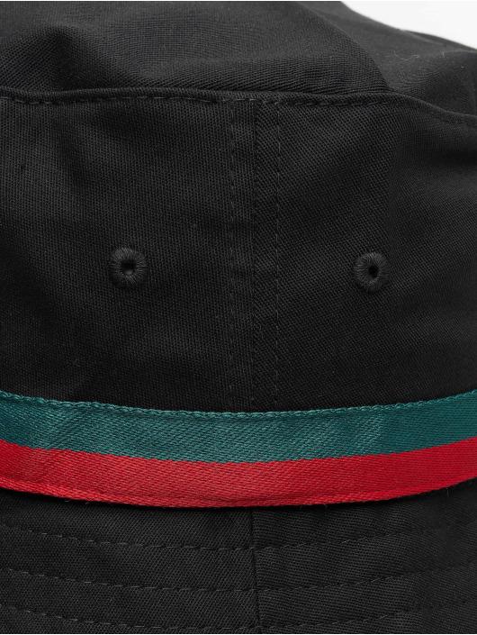 Flexfit Hut Stripe schwarz